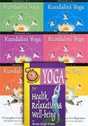 Kundalini Yoga for Beginners 6 DVD Course by Nirvair Singh
