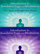 Introduction to Kundalini Yoga - 2 Volume Set by Guru Rattana PhD