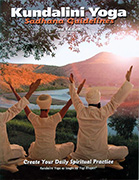 Sadhana Guidelines for Kundalini Yoga by Gurucharan Singh