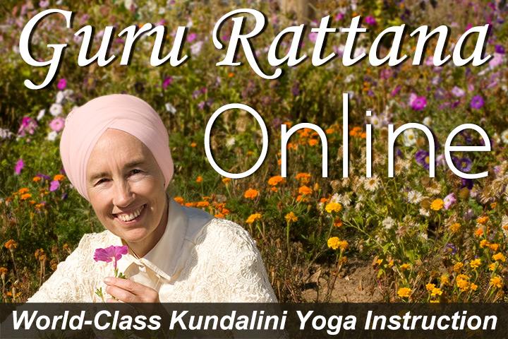 Guru Rattana Online - Kundalini Yoga On Demand